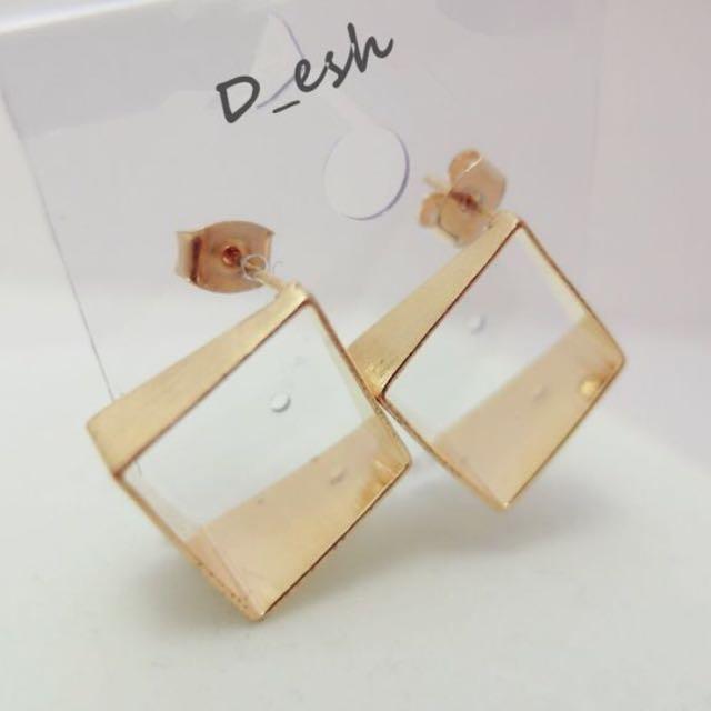 New✨金屬耳環✨