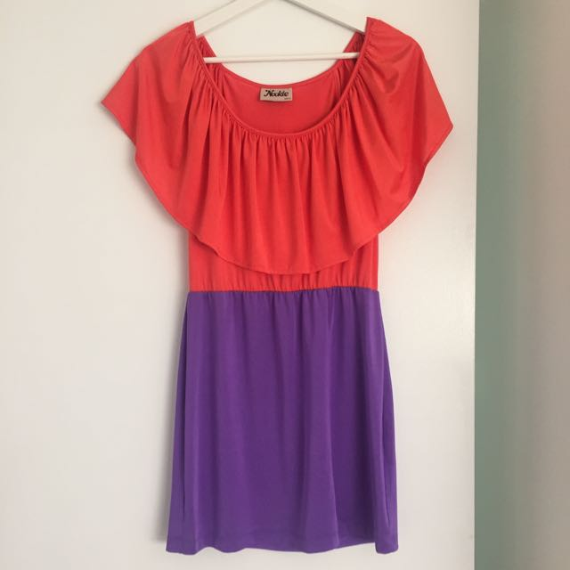 Nookie Dress Size10