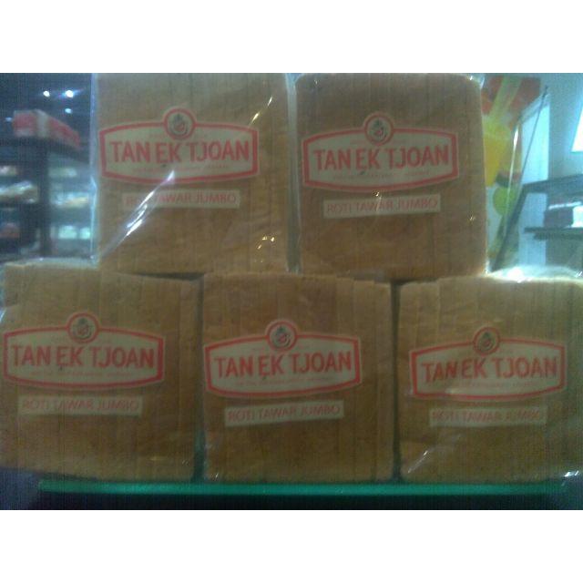 Roti Gandum khas Tan Ek Tjoan Bakery