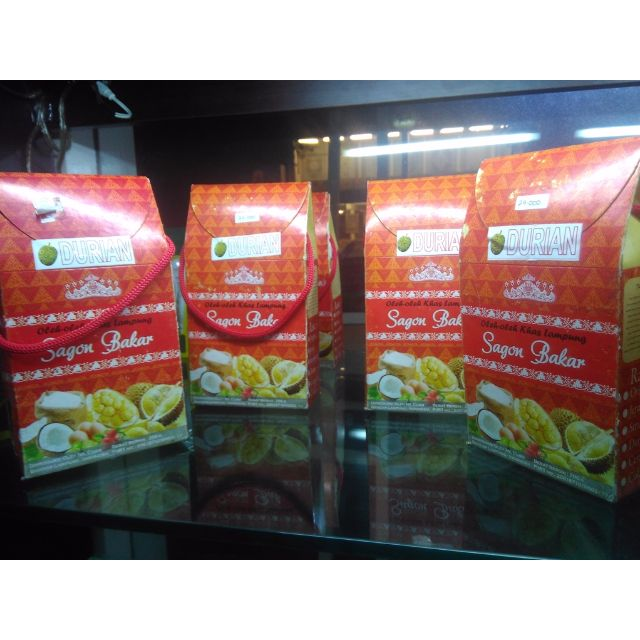 Sagon Bakar Durian