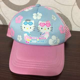 全新 Hello Kitty 鴨舌帽
