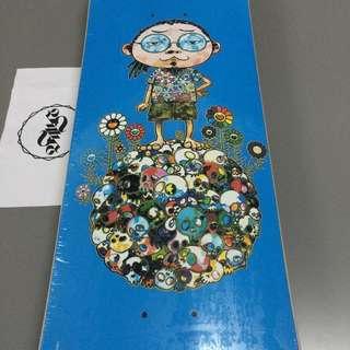 Vans X Takashi Murakami Skateboard Deck
