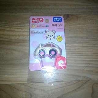 TAKARATOMYQQ牛奶熊車子 型號:QM-07
