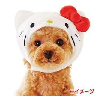 日本 Hello Kitty 凱蒂貓 寵物造型帽 全新