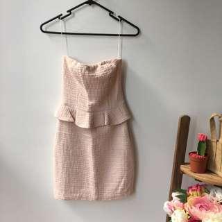 Zara Trafaluc Bustiere Dress