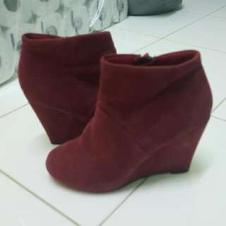 Size 38 Rubi Ankle Boots