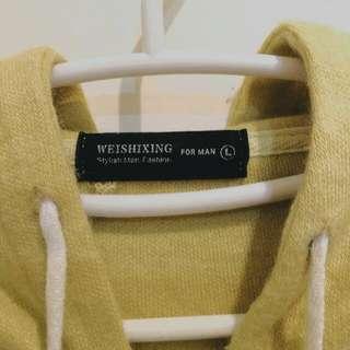 薑黃復古運動外套