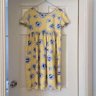 🍐 Floral Dress