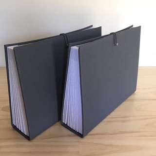 2 x Expanding File Folders 📚