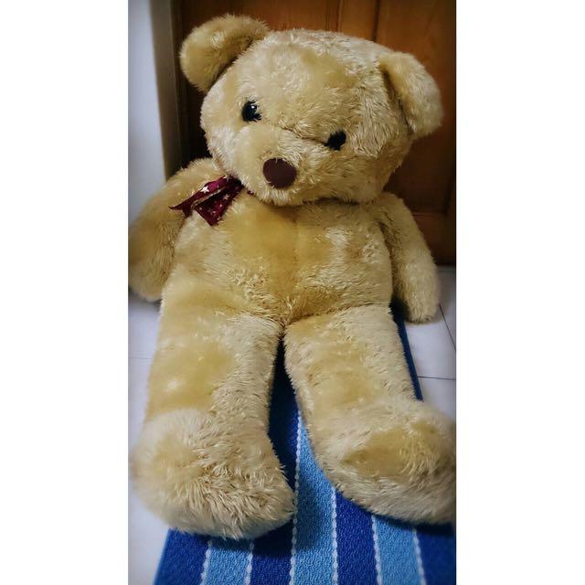 120公分大娃娃 熊熊