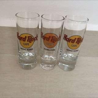 Hard Rock shotglass