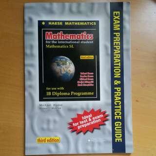 Mathematics Exam Preparation & Practice Guide