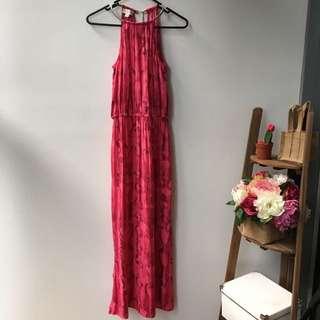 Witchery Necklace Maxi Dress