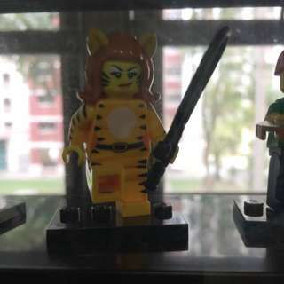 Lego Mini Figure Monster Series