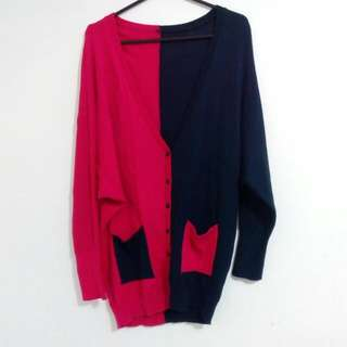 [SALE!] Cardigan Rajut 2warna