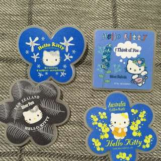 7-11 Hello Kitty 胸章(已絕版) 共68枚 不拆賣!