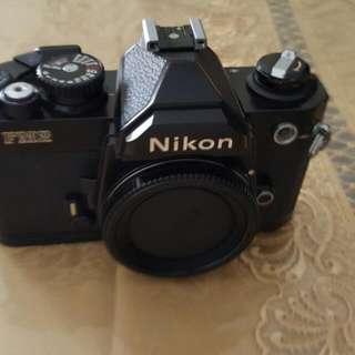 nikon FM2 black body for sale