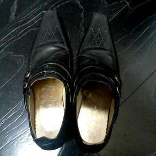 DELUXE NIGHT尖頭皮鞋