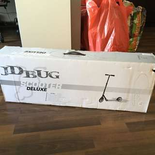 Pre owned JDBUG Scooter Deluxe