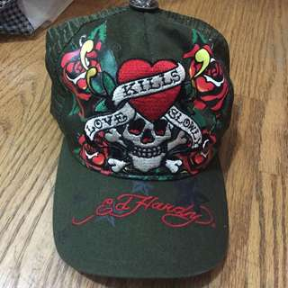 二手 Ed Hardy 帽