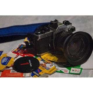 (保留)NikonFM2 + Vivitar19-35