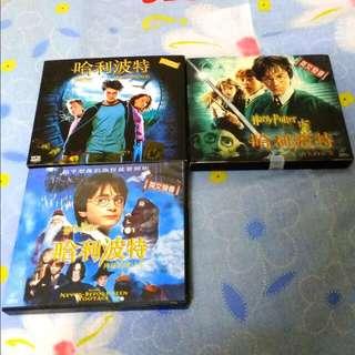 哈利波特 正版VCD