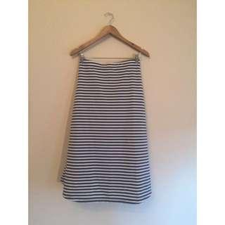 [PENDING]Long A Line Skirt