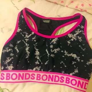 BONDS sports bra Medium