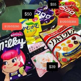 日本人氣糖果