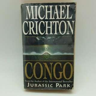 Michael Crichton [Congo]