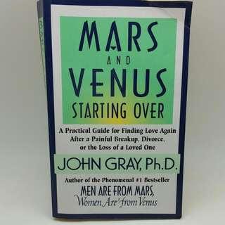 Mars and Venus [Starting Over]