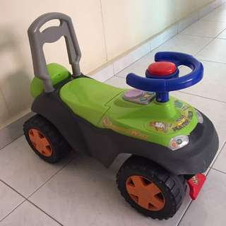 Ride -on Push Car Toy