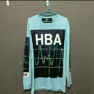 Authentic HBA Sky Blue Pullover