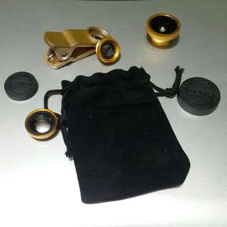Universal Clip Lens (3in1)