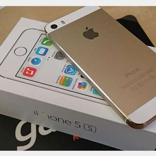 Excellent Condition IPhone 5s 32gb For Sale