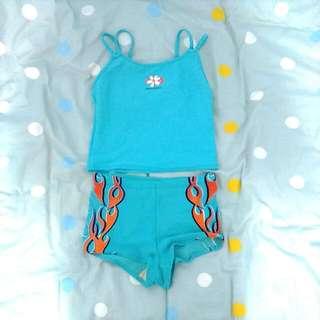華歌爾兩件式泳衣