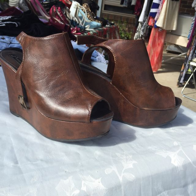 70's Style Wedges!