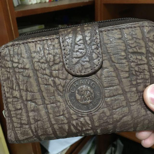 泰國象皮錢包