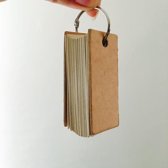 無印良品小紙本
