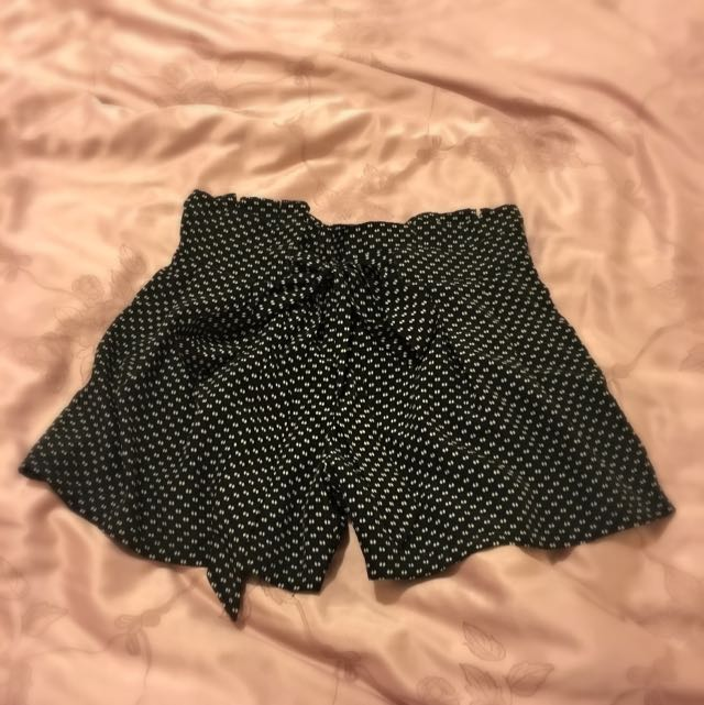 全新雪紡短褲裙