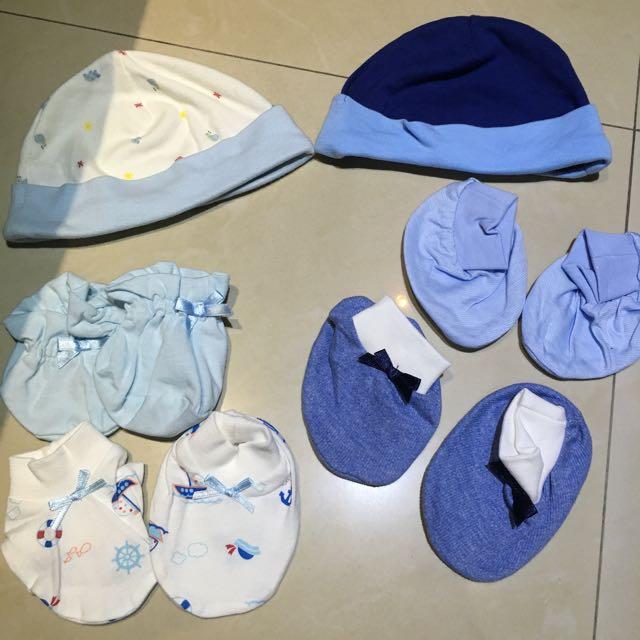 ✨全新✨帽子、襪子、手套