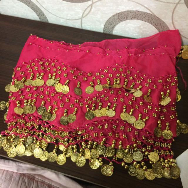 印度風 綁裙