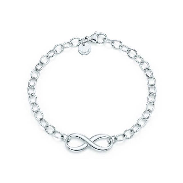 AUTHENTIC Tiffany & Co. Infinity Bracelet