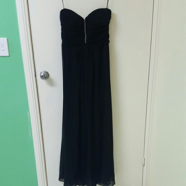 Beautiful V Neck formal Gown