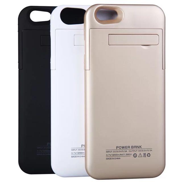 下殺!2個1330~Iphone6/6s plus 超薄行動電源三合一(4800mA)