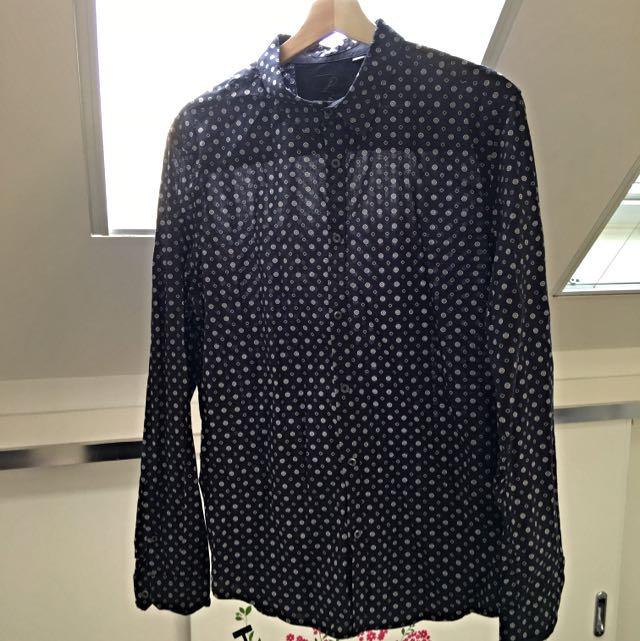 James Hutton Shirt L/SS