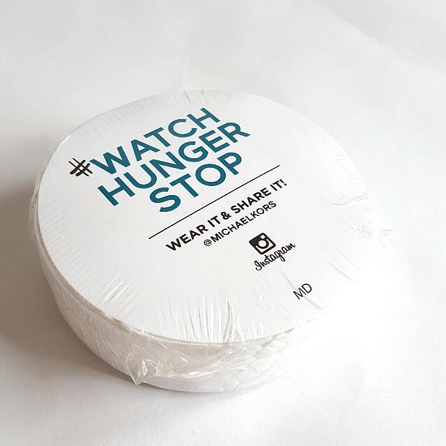 Michael Kors 'Watch Hunger Stop' Tshirt
