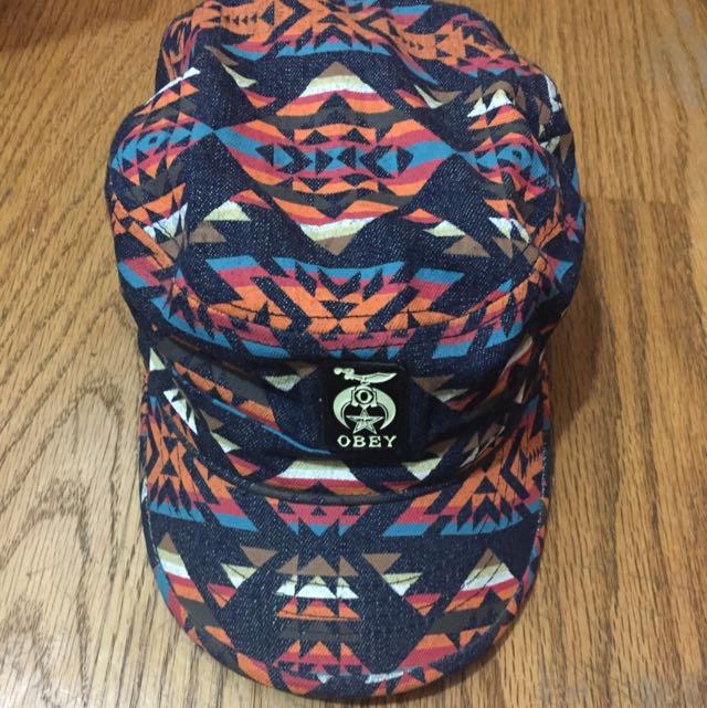 Obey帽 美國購入
