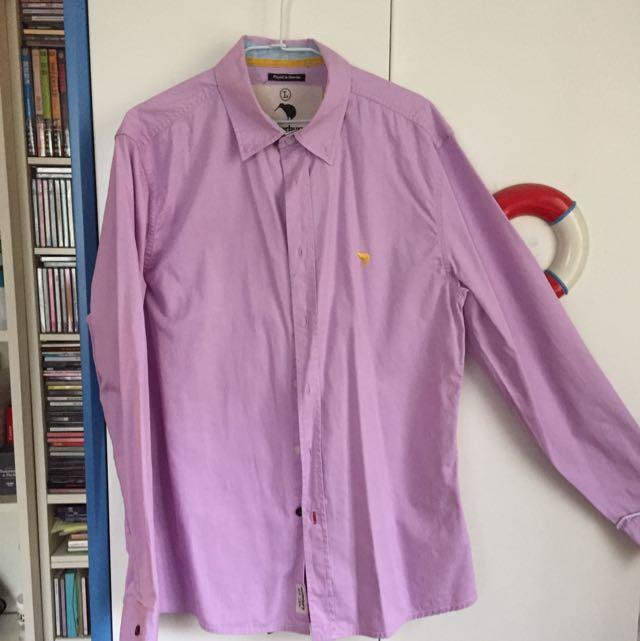 Oversize Vintage襯衫⚡️
