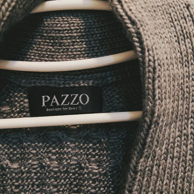 PAZZO編織麻花大衣外套 暖暖上市